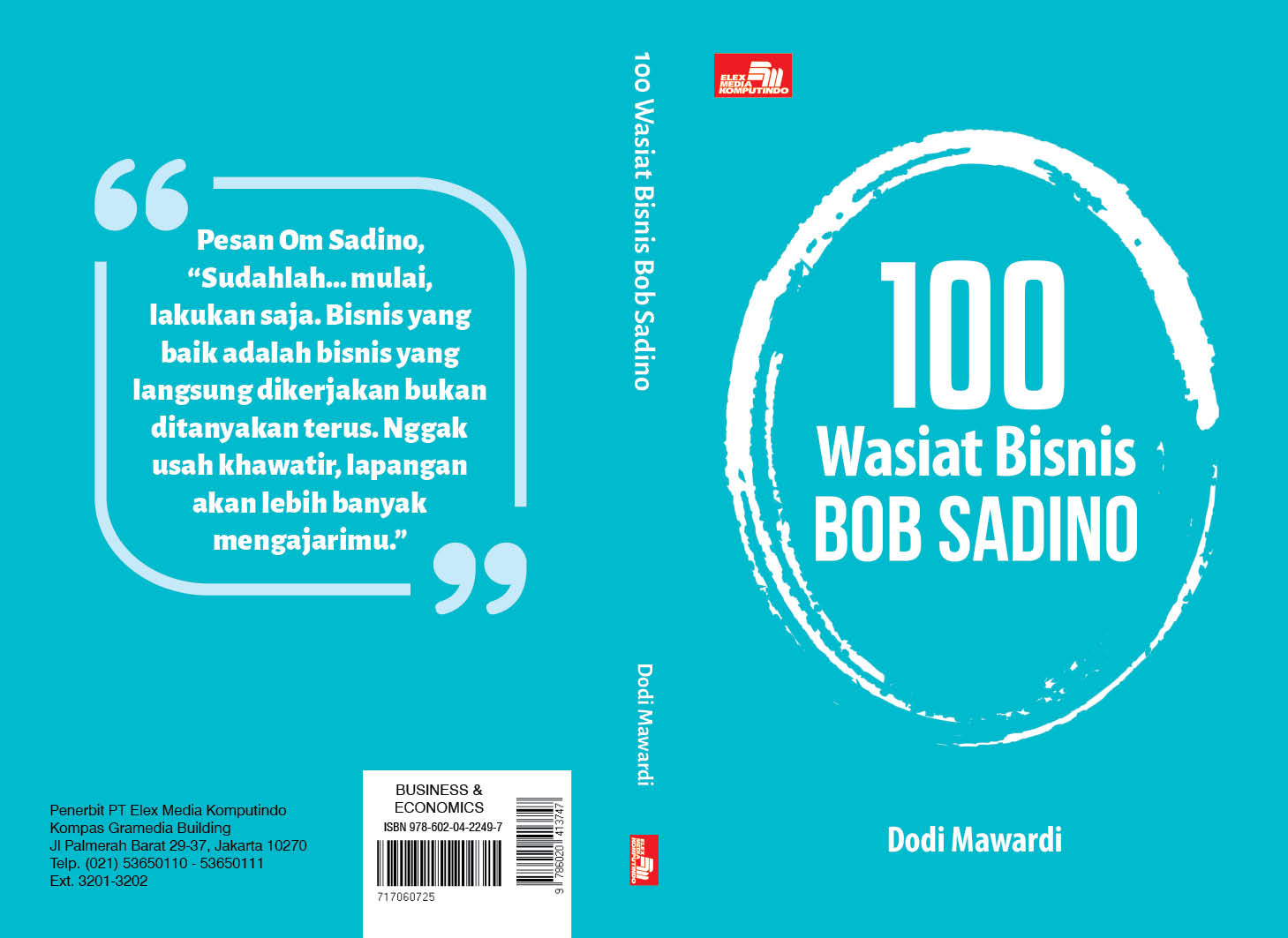 Ebook Buku Bob Sadino